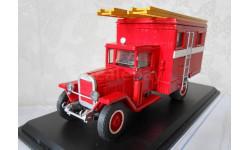 ЗИС 5 В пожарная охрана  Miniclassik в боксе  SSM