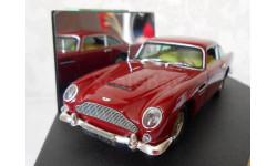 ASTON  MARTIN  DB5  1963   PEONY  RED  VITESSE, масштабная модель, 1:43, 1/43, Aston Martin