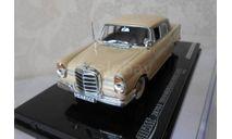 MERCEDES - BENZ   220 SE 1959  IVORE   VITESSE, масштабная модель, scale43, Mercedes-Benz