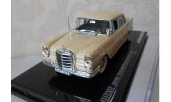 MERCEDES - BENZ   220 SE 1959  IVORE   VITESSE, масштабная модель, 1:43, 1/43, Mercedes-Benz