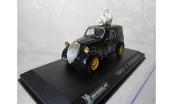 SIMKA  5  FOURGONNETTE, масштабная модель, 1:43, 1/43, Atlas (автомобили Франции), Simca