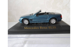 Mercedes-Benz SL-55, масштабная модель, 1:43, 1/43, Yat Ming