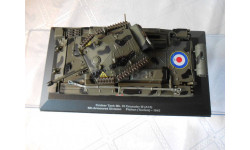 Cruiser Tank  Mk. VI   Crusader III Tunis 1943,  Atlas, масштабные модели бронетехники, 1:43, 1/43