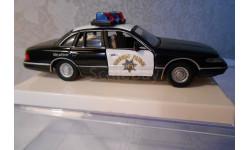 Ford Crown Victoria, масштабная модель, Bauer/Cararama/Hongwell, 1:43, 1/43