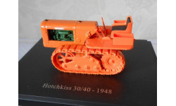 Масштабная модель Hotchkiss 30/40 - 1948, масштабная модель трактора, Atlas, 1:43, 1/43