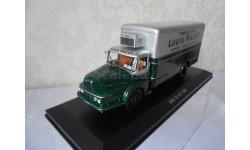 Unic ZU 122 рефрижератор 'Louis Mazet' 1960  IXO грузовики ( серии TRU)