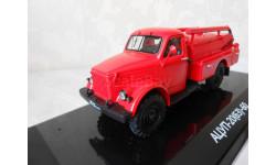 Газ 63 АЦУП 20 (63) 60 4х4 Пожарный СССР Dip 1:43 106302, масштабная модель, DiP Models, 1/43