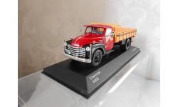 CHEVROLET  6400 (бортовой грузовик) 1958  WhiteBox, масштабная модель, 1:43, 1/43
