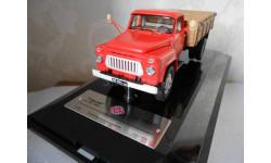 Газ 53 А 1969 Рекламный СССР L.e. 420 pcs. Dip 1:43 105311, масштабная модель, DiP Models, 1/43