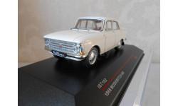 1968 MOSKWITCH  408  Off  white  ST Models IST102, масштабная модель, Москвич, IST Models, scale43
