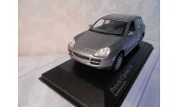 Porsche  Cayenne  V6  Minichamps.