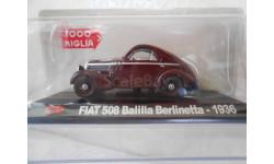 FIAT 508 Balilla Berlinetta -1936