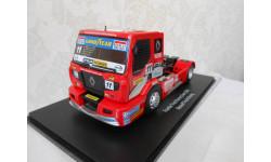 Модель Eligor  Frankie Truck Racing Team 2008 Renault Trucks Racing., масштабная модель, 1:43, 1/43