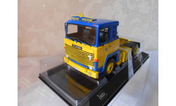 Модель автомобиля 1:43 Scania LBT 141 1976 TR002 IXO, масштабная модель, IXO грузовики (серии TRU), scale43