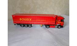 Eligor. Модель автомобиля 1:43 RENAULT T460 BOUEIX TRANSPORTS. ENTREPOSAGE, масштабная модель, 1/43