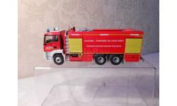 модель 1/43 пожарный MAN  TGS  FMOGP - GIMAEX 68. Eligor металл., масштабная модель, 1:43