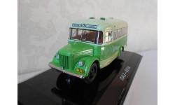 Модель автомобиля ПАЗ-651А 'Вокзал - Старая Мацеста' 1956 г.DiP Models 1:43, масштабная модель, 1/43
