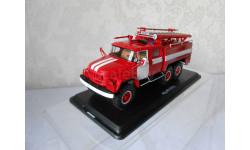 Start Scale Models . Модель автомобиля 1:43 АЦ-40 (131) 137, без надписей Пожарный