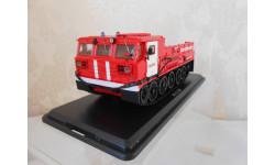 Start Scale Models (SSM) Модель тягача 1:43 АТС-59Г пожарный Тольятти 59