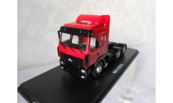МАЗ-6430 седельный тягач со спойлером (красный) Start Scale Model SSM1219 Н.0107