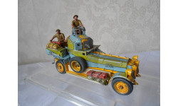 Модель автомобиля Броневик WWII British Armoured Car Pattern 1920 1 : 35