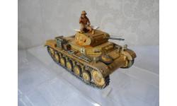 Модель немецкого танка Т-2С 1:35
