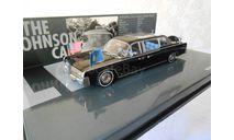 Lincoln Continental Presidental parade vehicle 'Quick fix' 1964г. The Johnson Car (Minichamps) 1/43, масштабная модель, scale43