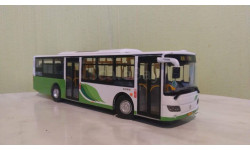 Autobus Yutong bus E9, масштабная модель, 1:64, 1/64