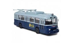 Троллейбус Chausson Vetra APV 1:43, масштабная модель, Vétra, Hachette, 1/43