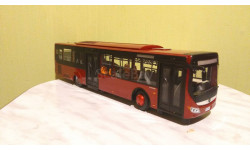 Автобус Ютонг, масштабная модель, Yutong, 1:43, 1/43