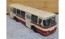 Автобус ЛиАЗ 677, масштабная модель, DeAgostini, scale72