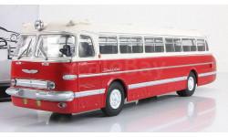 Ikarus Икарус 55 (красный/белый) автобус ClassicBus 1:43