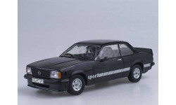 Опель Opel Ascona Sport Черный SunStar 1:18