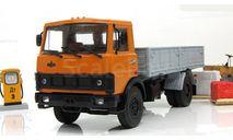 Маз 5337 бортовой (ранняя кабина) 1987 СССР АИСТ Автоистория 1:43, масштабная модель, 1/43, Автоистория (АИСТ)