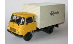 Робур (Robur LD 3000) ЛД3000 Промтоварный фургон IXO Автомобиль на Службе 1:43, масштабная модель, Автомобиль на службе, журнал от Deagostini, scale43