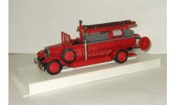 Зис 5 11 Пожарный Автодоровец СССР Ломо 1 43