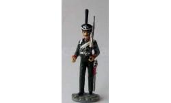 фигурка солдат Рядовой лейб-гвардии Конно-егерского полка 1813 1814 г № 40 Наполеоновские войны 1:32, фигурка, scale32