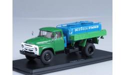 Зил 130 Цистерна Живая рыба 1969 СССР SSM 1:43 SSM1062 Выпуск прекращен, масштабная модель, Start Scale Models (SSM), scale43