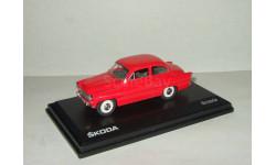Skoda (Шкода) Octavia 1964 Abrex 1:43, масштабная модель, 1/43