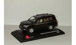 Toyota Land Cruiser 200 Черный J-Collection 1 43, масштабная модель, 1:43, 1/43