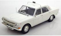 Газ 24 Волга такси ГДР 1970 Белый IST 1:18 MCG18017, масштабная модель, 1/18, IST Models