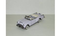 Паккард Packard Caribbean 1953 Franklin Mint 1:43, масштабная модель, 1/43