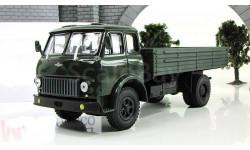 Маз 500 бортовой темно-зеленый 1962 СССР НАП Наш Автопром 1:43 H283DG