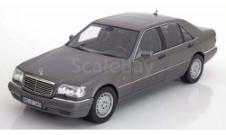Мерседес Mercedes Benz S600 W140 Norev 1 18