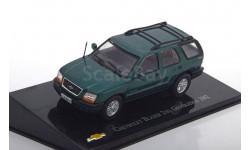 Шевроле Chevrolet Blazer 2002 (версия собиравшаяся в Елабуге) Altaya 1:43