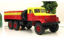 КрАЗ 214 Б (1963-67) Аварийная СССР НАП Наш Автопром 1:43 H763, масштабная модель, scale43