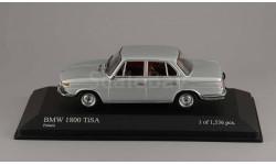 БМВ BMW 1800 tisa 1965 Minichamps 1:43