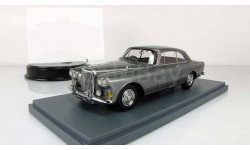 Бентли Bentley III Continental Park Ward Pewter FHC 1964 Neo 1:43 NEO44160, масштабная модель, Neo Scale Models, scale43