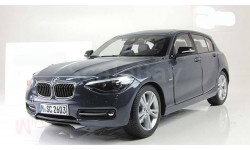 БМВ BMW 1 Series F20 2012 Paragon 1:18 PA-97005, масштабная модель, 1/18, Paragon Models