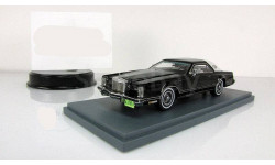 Линкольн Lincoln MK5 Coupe 1978 Черный Neo 1:43 NEO43551, масштабная модель, scale43, Neo Scale Models